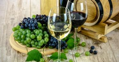 vechain wijn mystory