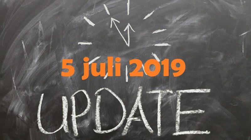 marktupdate 5 juli